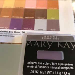 NEW Marykay mineral eye color, Iris
